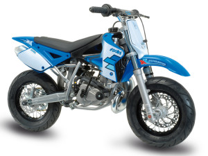 Motard RACING H2O 70 cc.
