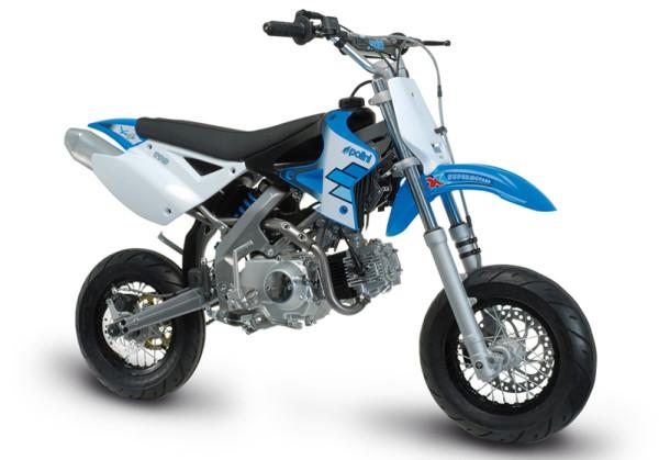 XP 4T Minimotard Air 125 cc