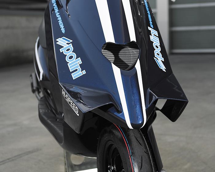 Prototipo Scooter Polini