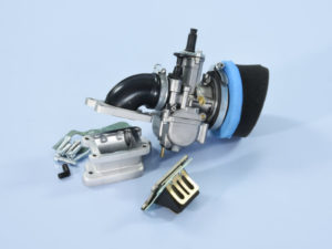 COMPLETE FUEL SYSTEM FOR VESPA PX