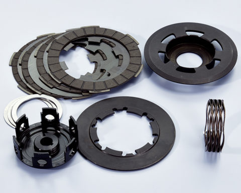 KIT FRIZIONE POLINI con MOLLA WAVE - POLINI CLUTCH KIT with WAVE SPRING - KIT EMBRAYAGE POLINI avec RESSORT WAVE - KIT EMBRAGUE POLINI con MUELLE WAVE - vespa - vespa tuning - moped - scooter - vintage - 2 stroke - 2 tempi - tuning - Polini