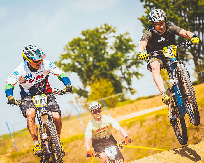 CAMPIONATO ITALIANO E-BIKE CROSS Cremona E-bike motorizzate Polini E-P3